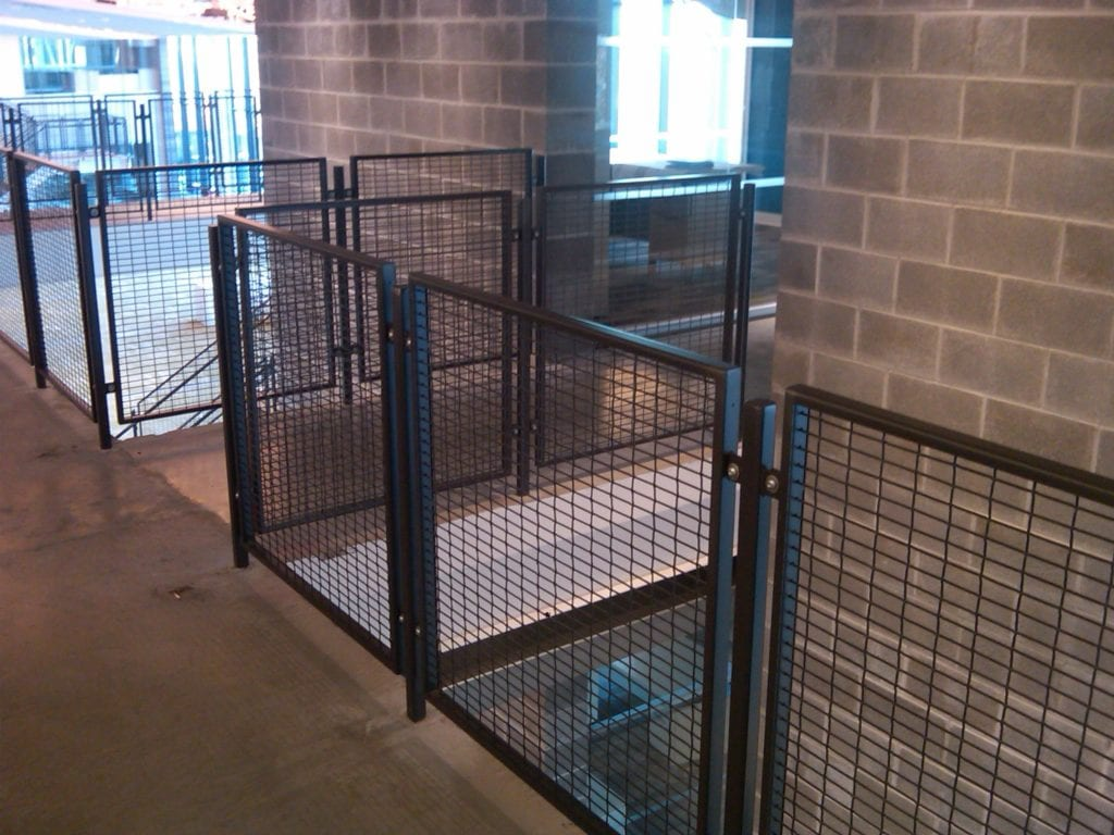 Railing Infill Panels | Wire Mesh Infill Panels