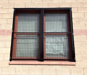 Our Wire Mesh Window Guards Will Provide The Ultimate Protection For Your  Facility And Valuables. We Design And Manufacture Our Window Guards With  Durable ...