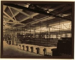 early 1900's warehouse