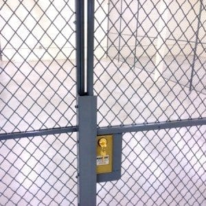 Type 120 Wire Partitions
