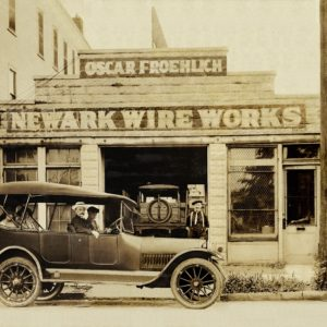 Newark Wire Works 1910