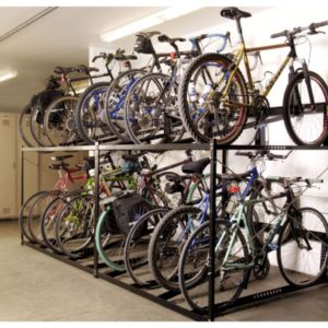 indoor-parking_stretch-rack_double_with-bikes