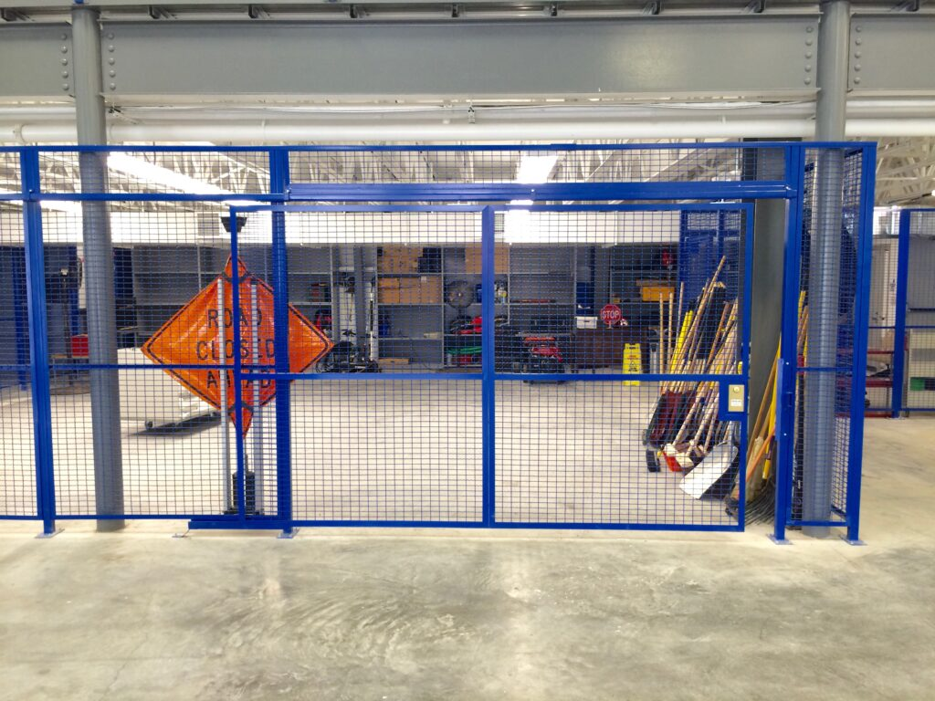 ProGuard Series Wire Mesh Partitions